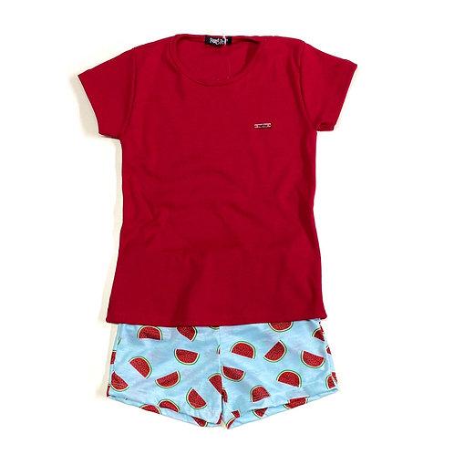 Pijama de Melancia