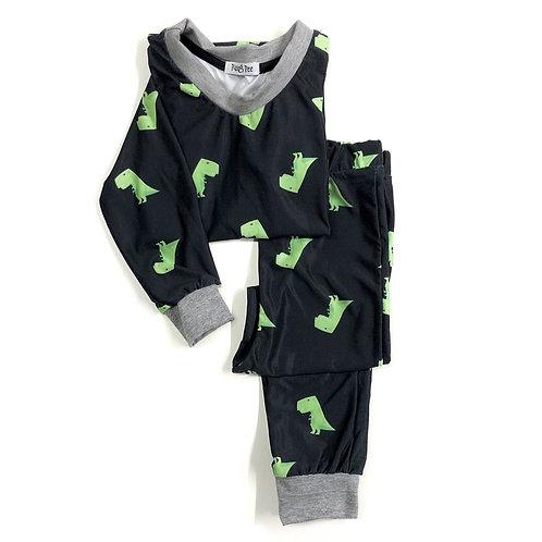 Pijama de Dinossauro