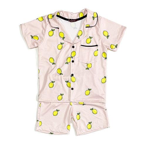 Pijama de Limão Siciliano