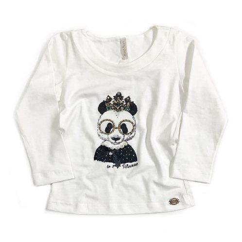 Blusinha de Panda