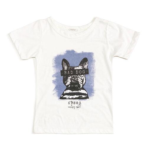 """Camiseta """"Bad Dog"""""""