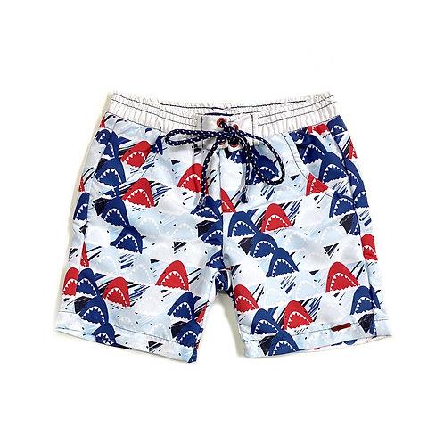 Shorts de Tubarão