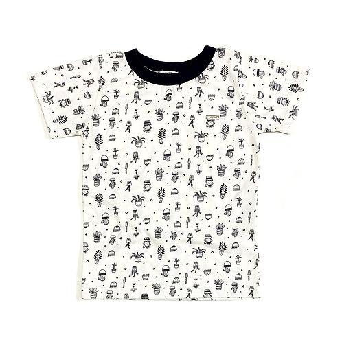 Camiseta de Cactos