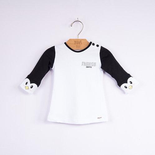 Camiseta de Pinguim