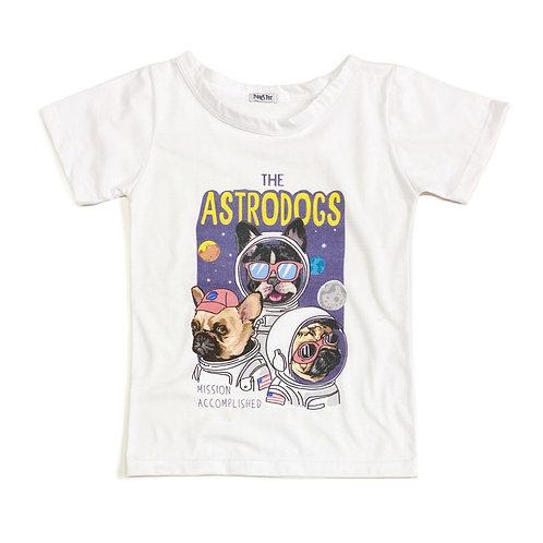 """Camiseta """"The Astrodogs"""""""