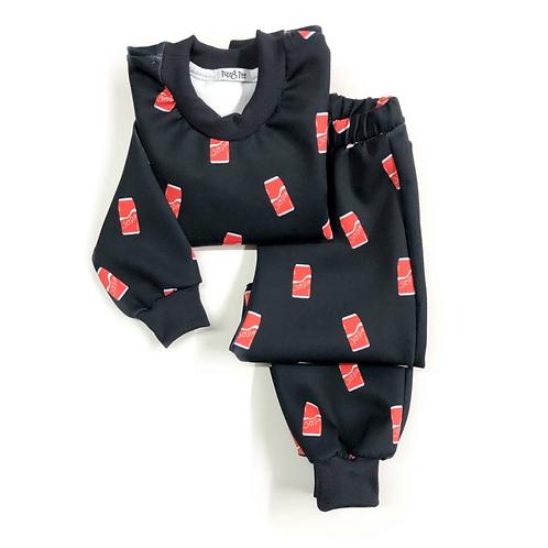 Pijama de Refrigerante