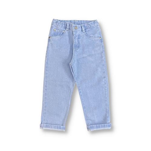 Calça Jeans Mom Fit