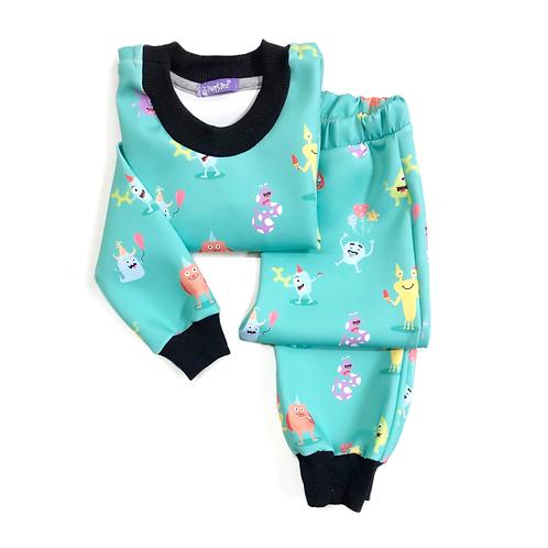 Pijama de Monstrinhos