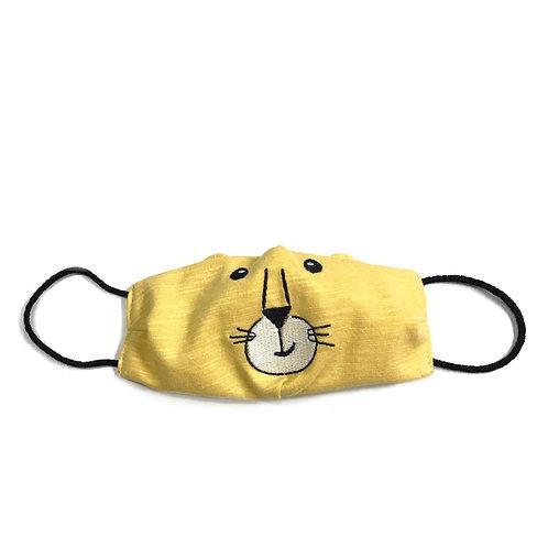 Máscara Higiênica de Tigre