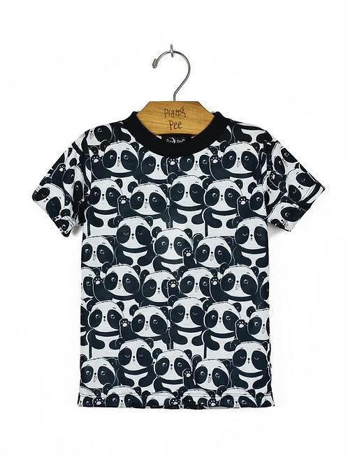 Camiseta de Pandinhas