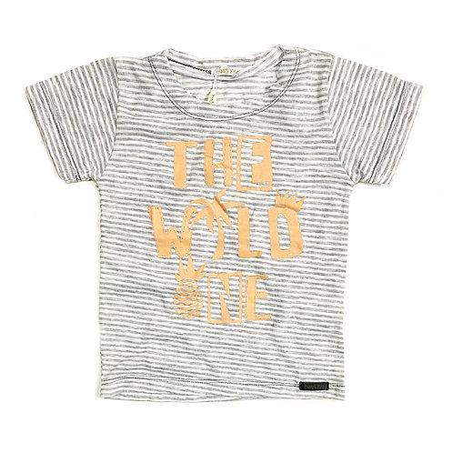 "Camiseta Listrada ""The Wild One"""