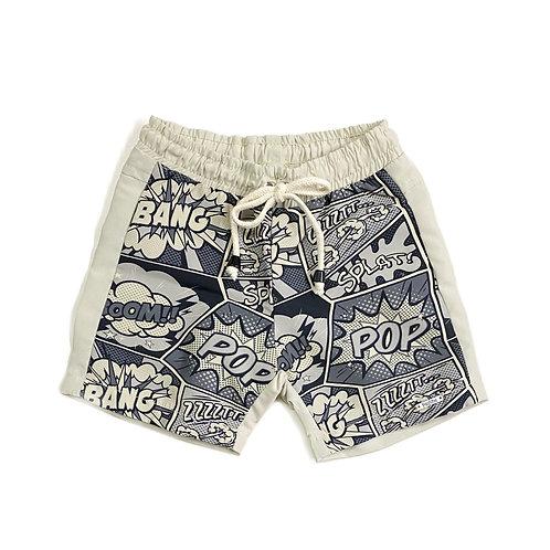Shorts de Tactel