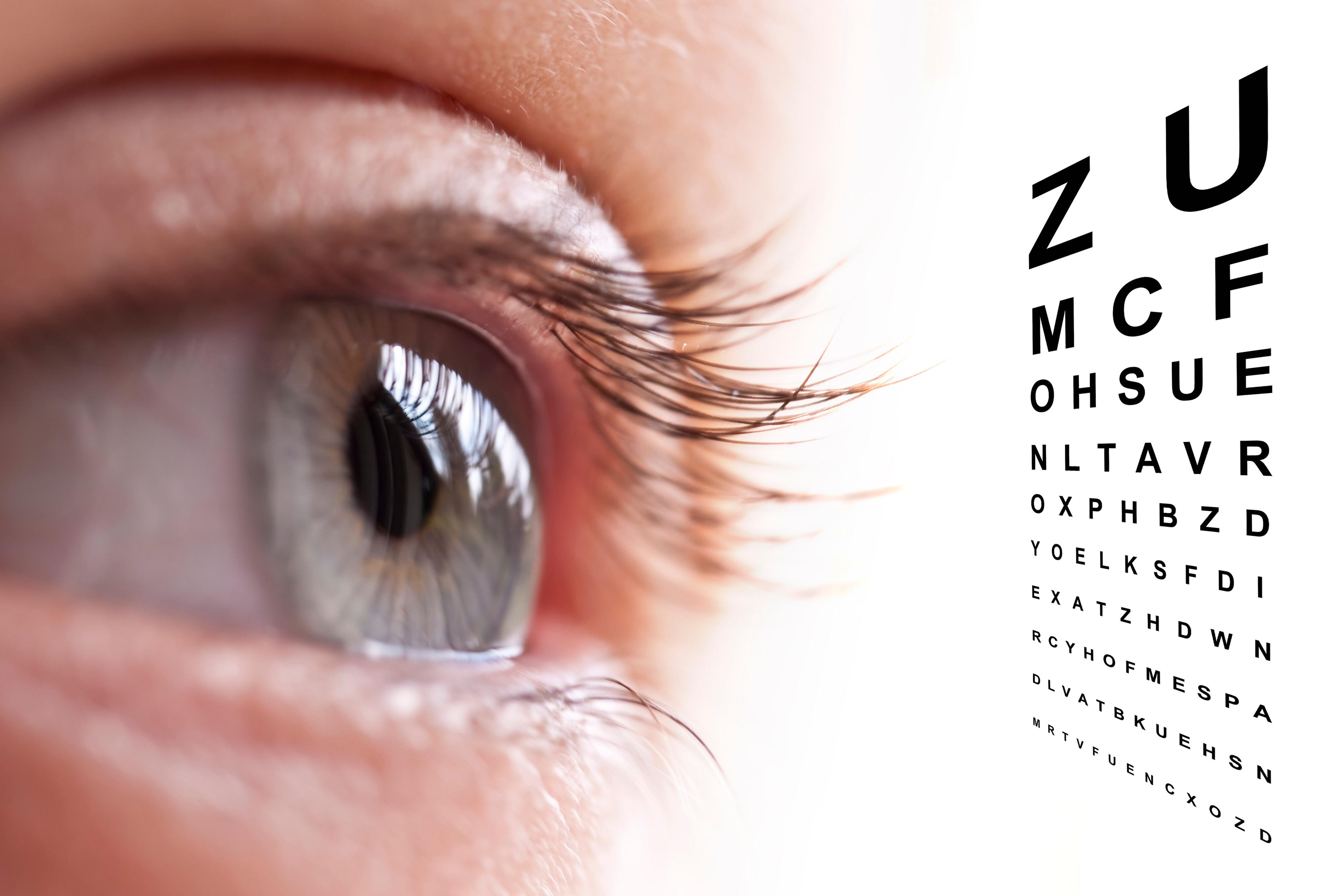 Øyelidelser
