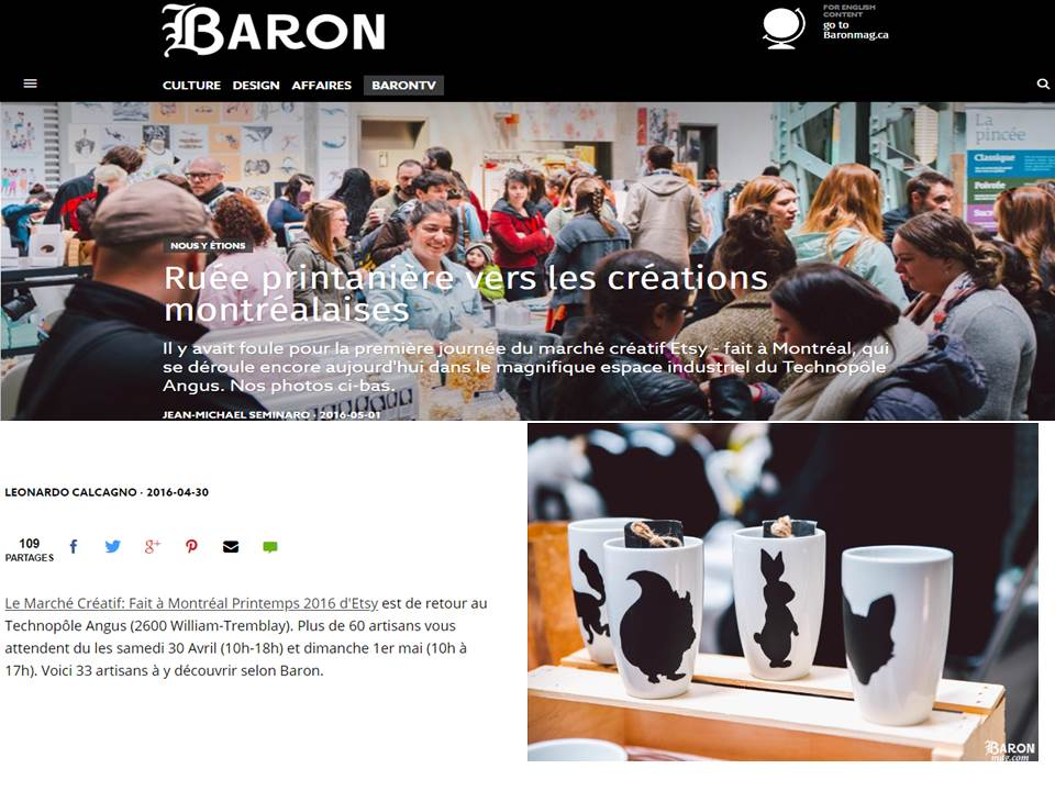 Baron Mag 30th april 2016