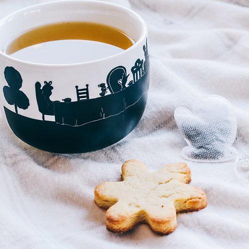 """Sachet de thé """"Moufle"""""""
