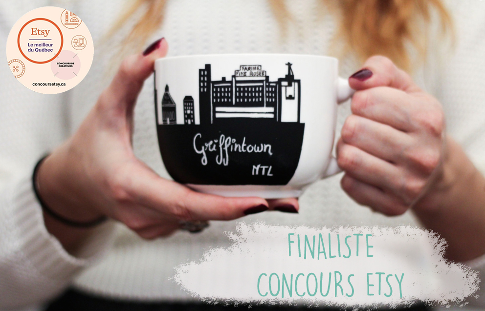 Concours Etsy
