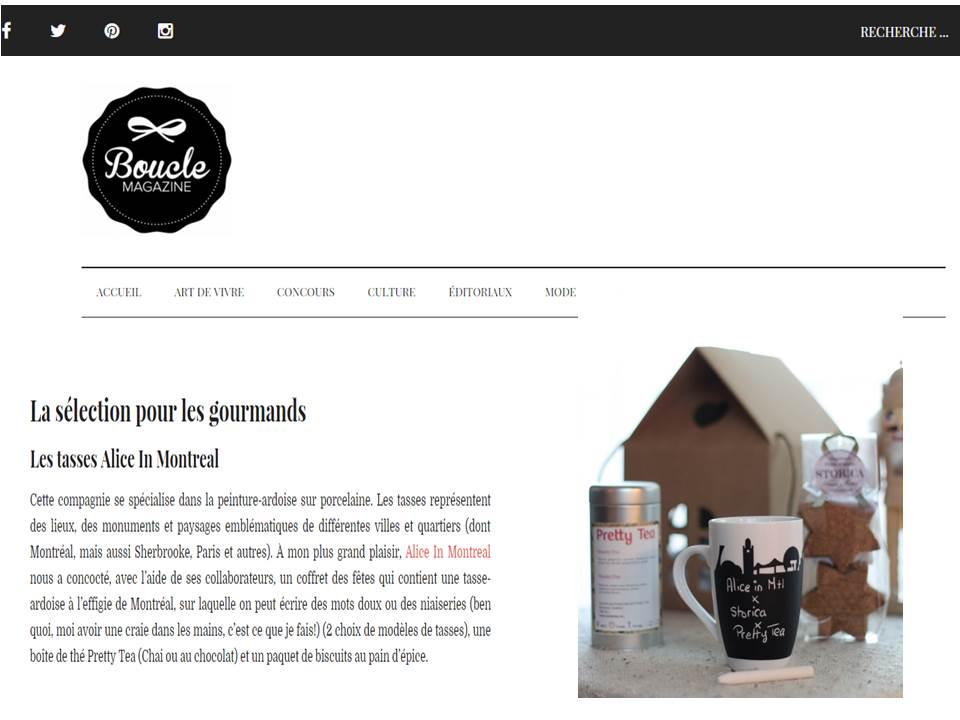 Boucle Magazine