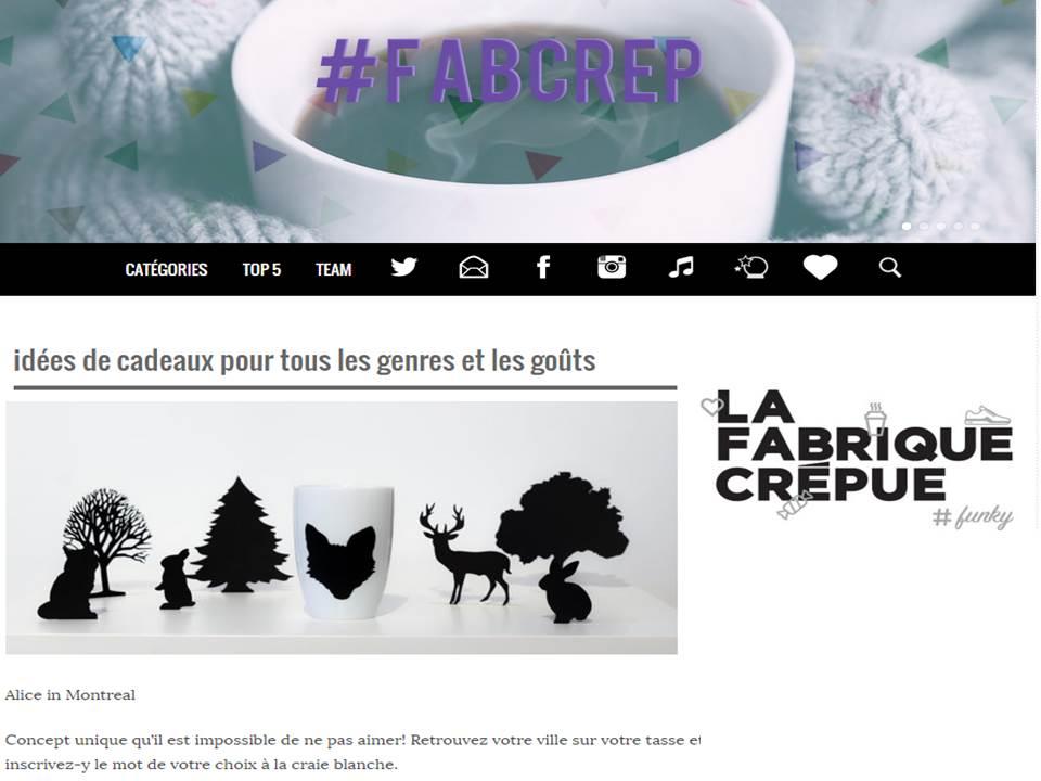 Blog La Fabrique Crépue