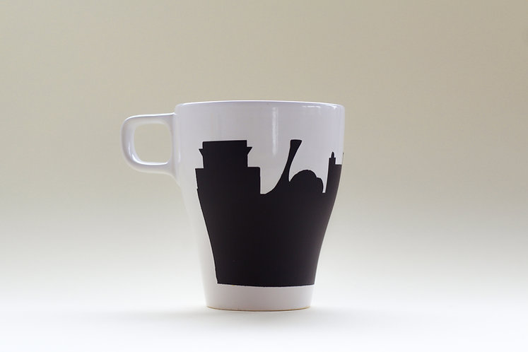 Tasse de seconde main - Hochelaga