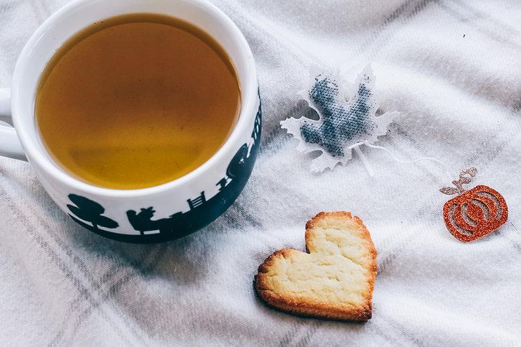 """Sachet de thé """"Feuille d'érable"""""""