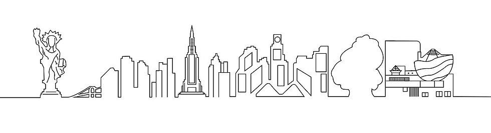 Panorama - New York city