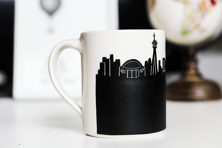Tasse à café 100% québécoise - Toronto