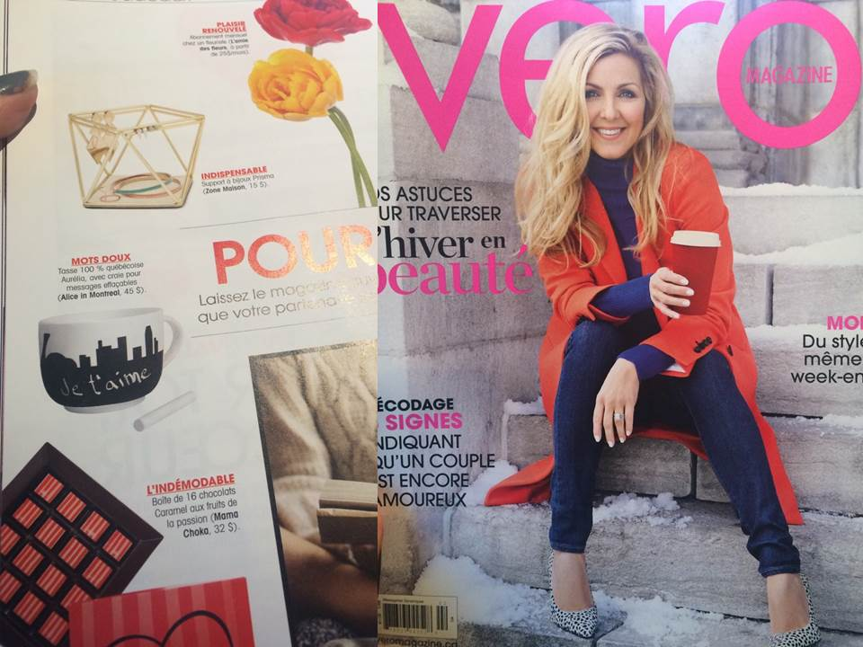 in Magazine VERO n°2 -  january 2016
