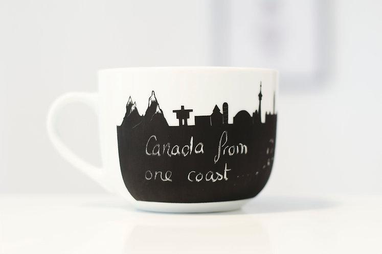 Tasse à latté - Canada