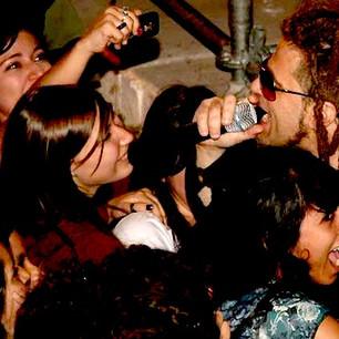 Serafino - Concert in Mendoza (Argentina) - 2010