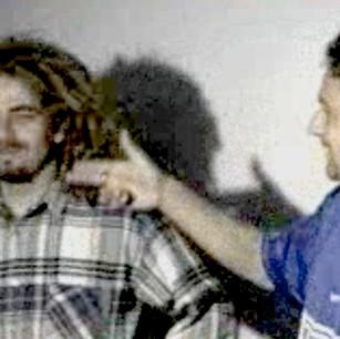 Serafino and Roberto Baggio