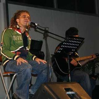 Serafino - Acoustic live - Italy 2003