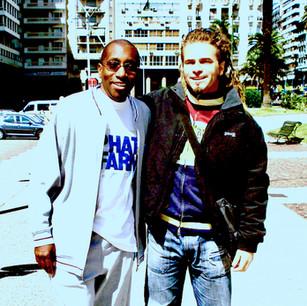 Greg Phillinganes and Serafino - Montevideo (Uruguay) - 2007