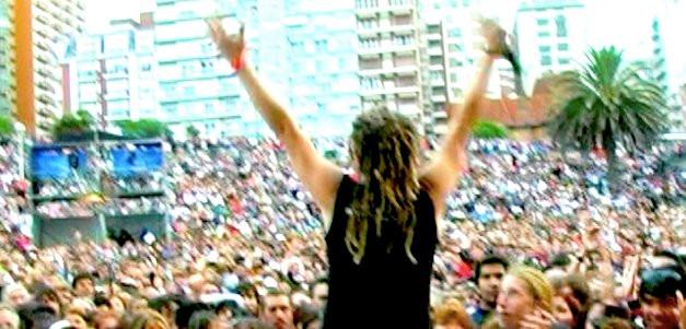 Serafino - Tour Sudamerica 2008