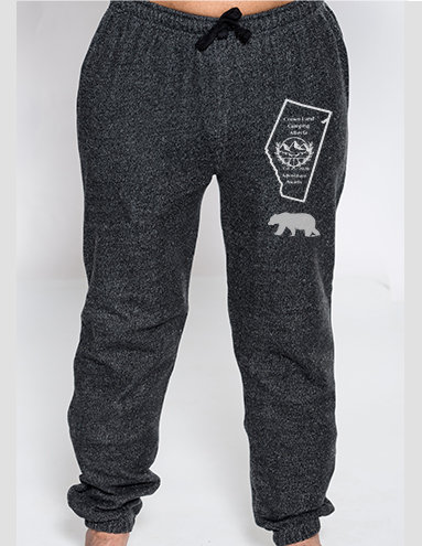 Heavy Sweat pant Alberta Bear(unisex)