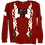 Thumbnail: Streetwear High Vis - Long Sleeve Shirt -SKULLS