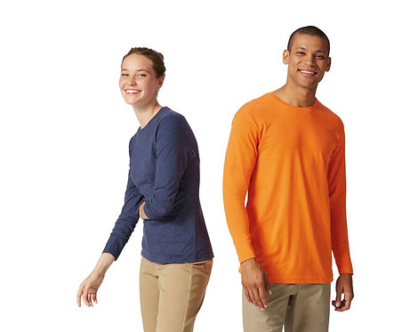 Long Sleeve Cotton Tees - Mens