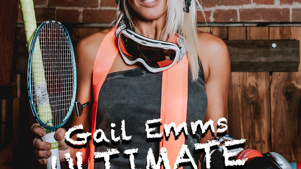 Gail Emms Ultimate Pub Sports Quiz