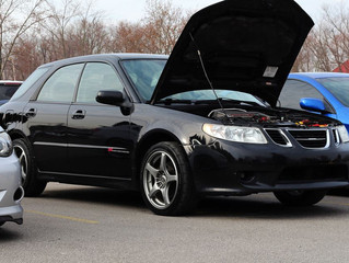 Feature Friday: Ian Sumner and his '05 Saab 9-2X Aero