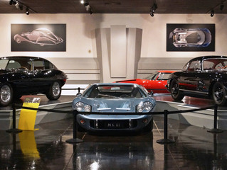 Throwback Thursday: A look at the old Petersen Automotive Museum