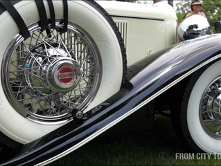 VIDEO: Art of the Car Concours 2014