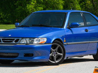 Born From Jets: The 1999 Saab 9-3 Viggen