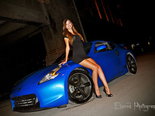 Feature Friday: Heather Ames and her '09 Nissan 370Z Touring