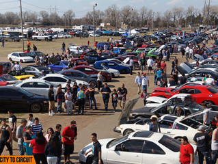 PHOTOS: Import Face-Off Wichita 2015 (Part 1 - The Car Show)