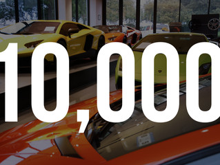 We'd like to thank all 10,000 of you