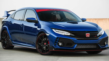 Nürburgking: The Honda Civic Type R