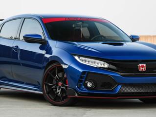 Nürburgking: The Honda Civic Type R