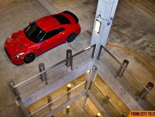 PHOTOS: Nissan GT-R shoot