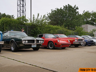 PHOTOS: KC Cars & Coffee (May 30)