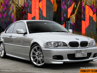 The Middle Child: The 2005 BMW 330ci ZHP