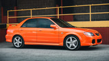 The Mazdaspeed Protegé: An Icon Lost in Time